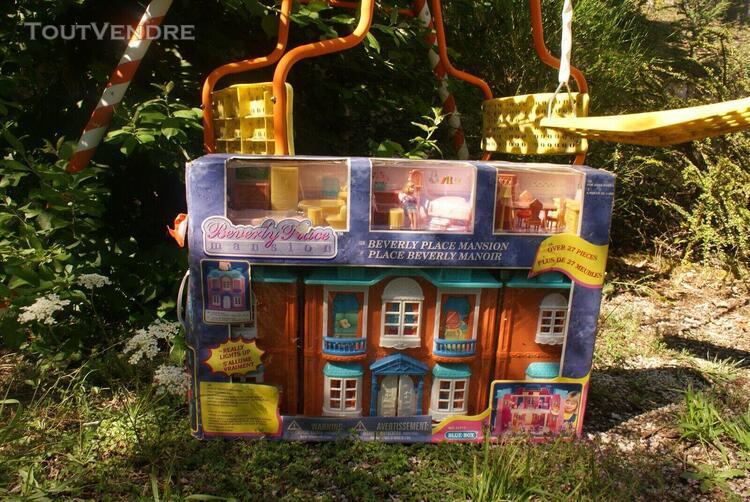 Maison de poupée berverly