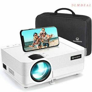 Videoprojecteur supporte 1080p full hd projecteur portable