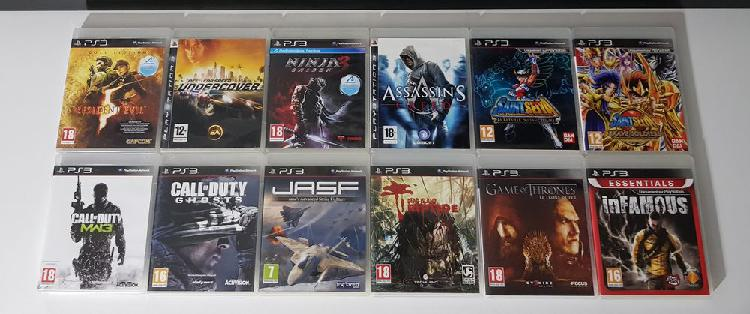 Jeux ps3 occasion, cambrai (59400)