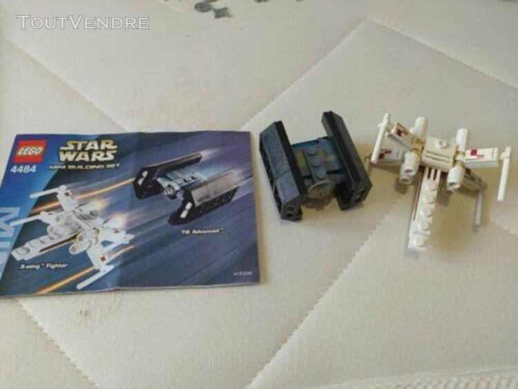 Lego star wars 4484 x-wing tie advanced mini building set