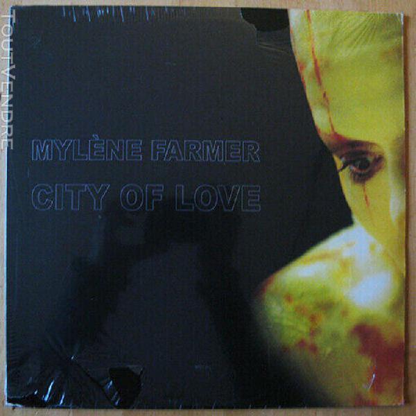 Maxi 45t mylene farmer: city of love