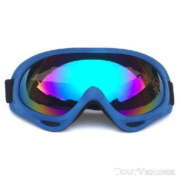 Sports de plein air professionnel lunettes de coupe-vent pro