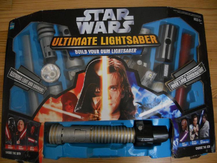 Star wars. sabres laser. le 1er kit (2005).tbe occasion,
