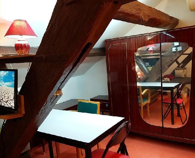 Agréable studio meublé au centre de sarreguemines