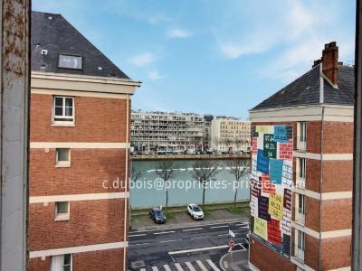 Appartement à vendre havre 3 pièces 67 m2 seine maritime