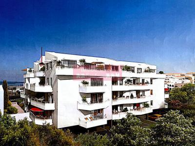 Appartement à vendre sete 2 pièces 42 m2 herault