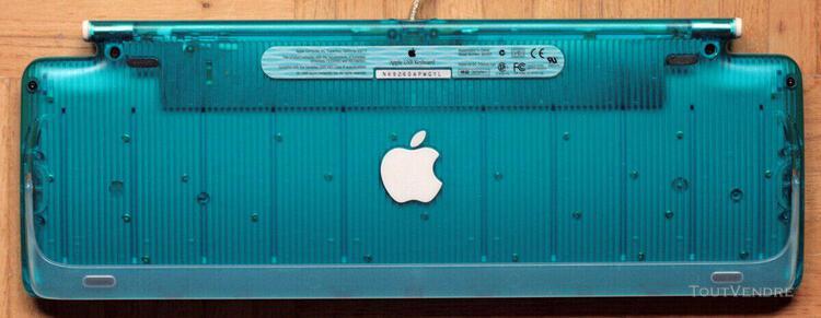 Apple • macintosh • imac • clavier filaire m2542 •