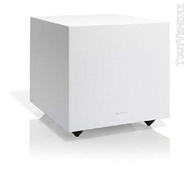Audio pro caisson de basse addon sub subwoofer blanc