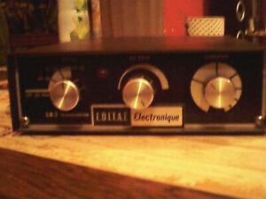 cb radioamateur rare transverter lb3