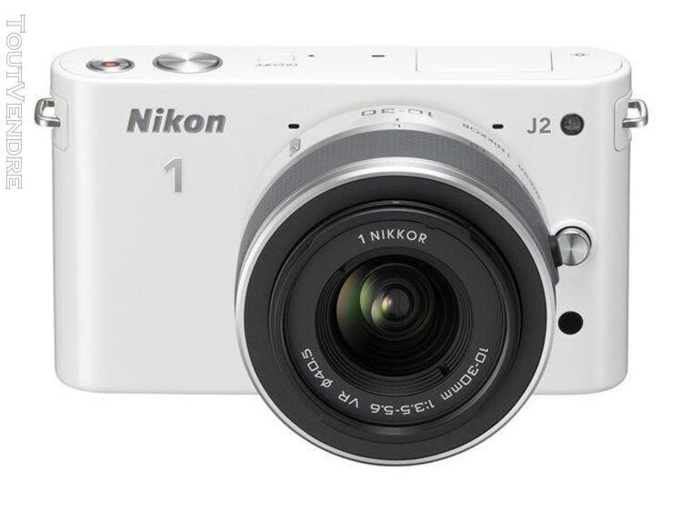 Nikon 1 j2 - appareil photo numérique - hybride - 10.1 mpix