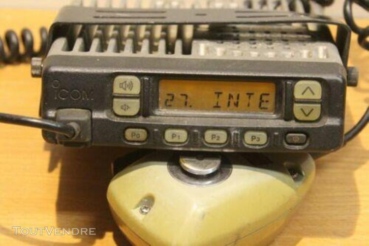 Occasion, fonctionne: radio icom ic-f310 / 136–155/146-174