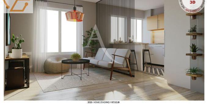 Vente appartement 3 pièces 81 m²