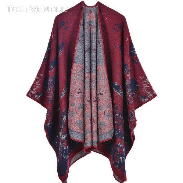 2020 foulards cachemire chales femmes hiver chaud plaid chal