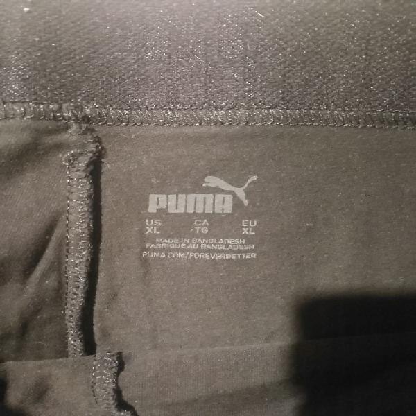 Pantalon puma noir neuf, mimizan (40200)
