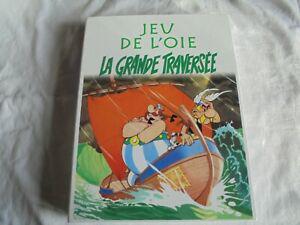 """Jeux asterix """" jeu de l'oie """" éditions atlas la grande"""