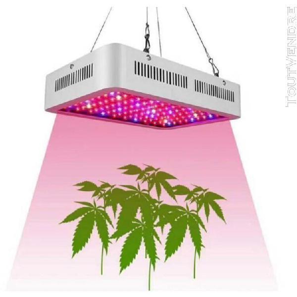 Lampe 65w led horticole croissance floraison grow light, pan