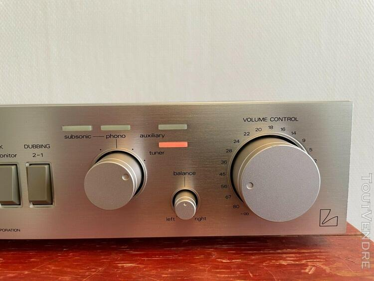 Luxman l-111a stereo integrated amplifier amplificateur
