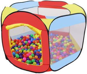 Maikehigh tente de jeu de balle pour enfants, pop up tente