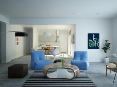 Programme immobilier neuf livry-gargan 33 m2 seine saint