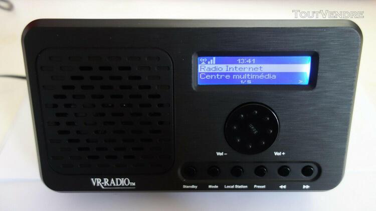 Radio internet et wifi ''irs-410.wlan''