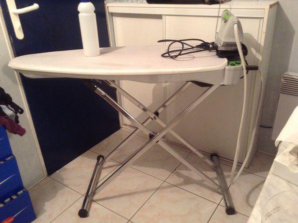 Table soufflante, aspirante euroflex, green neuf/revente,