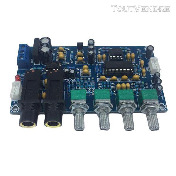Ac 12v,xh-m173 numérique microphone amplificateur module, p