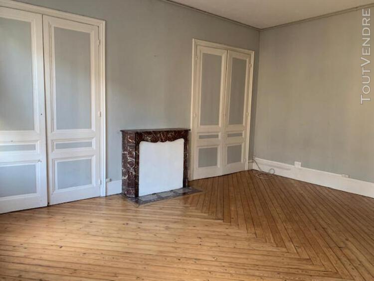 Appartement type f4 de 98m² secteur saint-marc