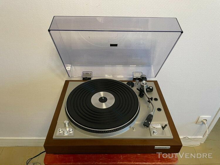 Très belle platine vinyle thomson tourne-disques fabriqué