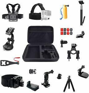 Lidch kit d'accessoires pour gopro sports camera