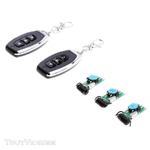Module récepteur récepteur de commutation de relais sans
