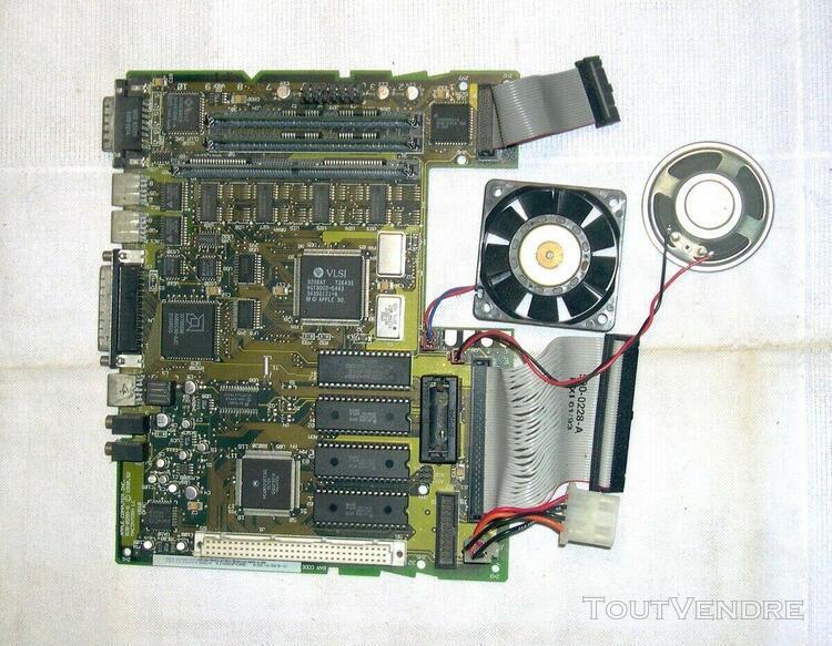 Motherboard / carte mere apple macintosh lc m0350, test ok