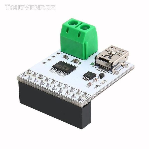 16 canaux 5v usb control module commutateur de commande de r