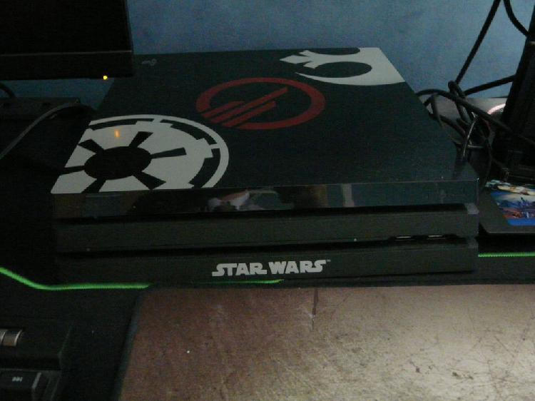 Ps4 pro 1to edition star wars neuf, le chesnay (78150)