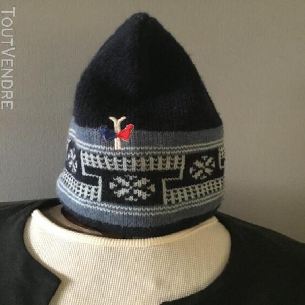 Pipolaki bonnet de sports d'hiver vintage années 80