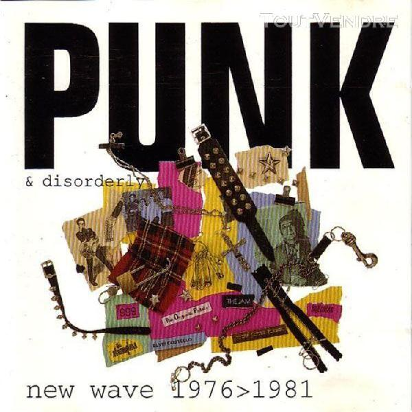 Punk and disorderly 1976-1981