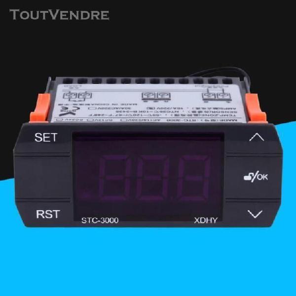 Régulateur de température stc-3000 thermostat de