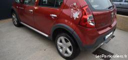 Dacia sandero stepway 1.5 dci eco 2 75 cv 2010