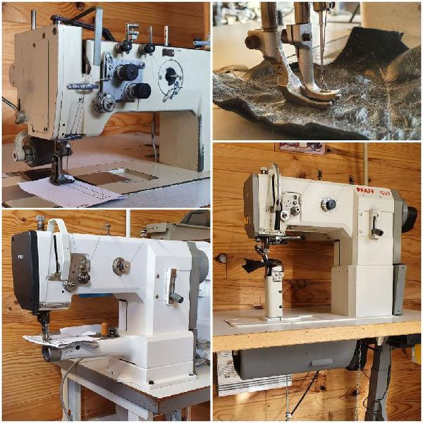 Machines à coudre industrielles occasion, bourges (18000)