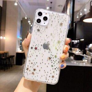 Cocomii star clear iphone 12 pro max coque, svelte doux tpu