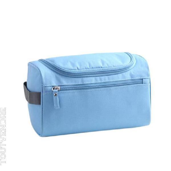 Trousse de toilette de voyage sac de rangement étanche sac