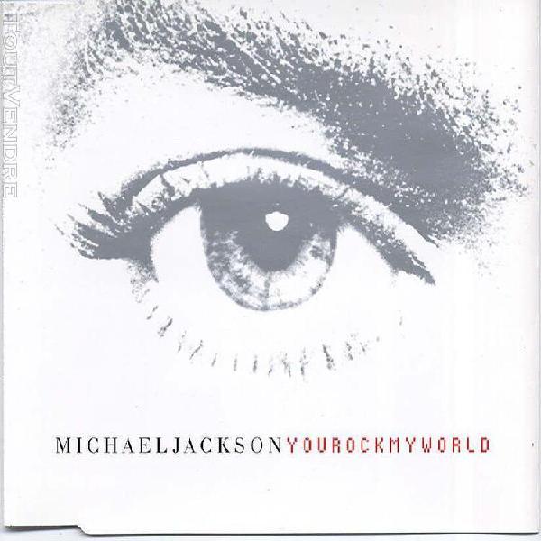 You rock my world (uk)