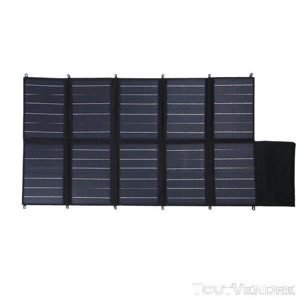 160w pliable design panneau solaire chargeur mince flexible