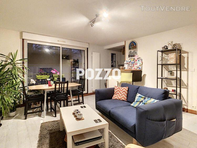 Appartement caen 2 pièce(s) 40.71 m² - proche centre ville
