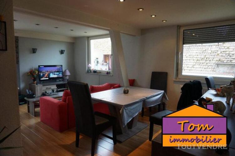 Appartement t3 66 m2