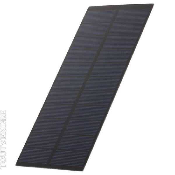 Chargeur solaire de module de panneau solaire de 2.2w / 5.5v