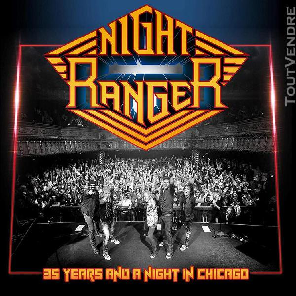 "Night ranger ""night ranger 35th anniversary live in chicago"