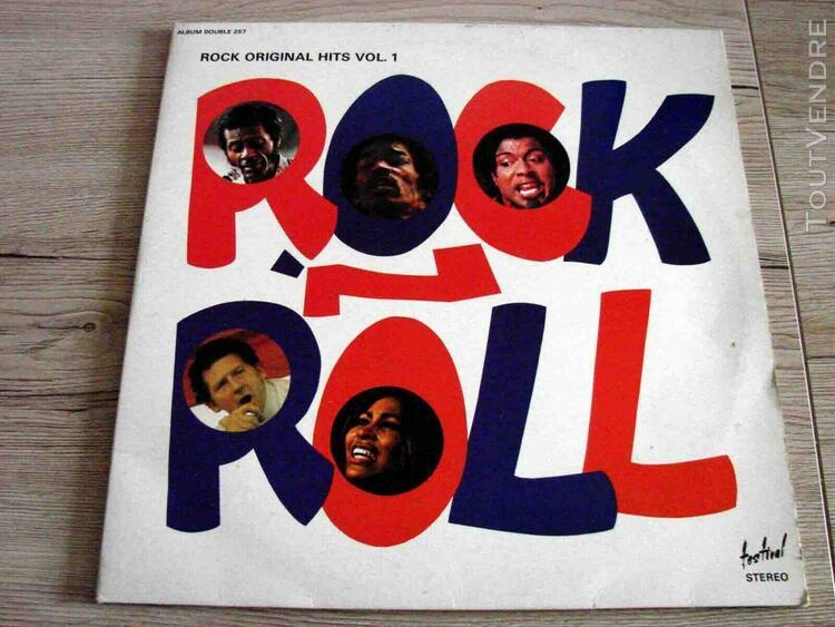 Rock n roll - original hits vol 1 berry, hendrik, justis, or