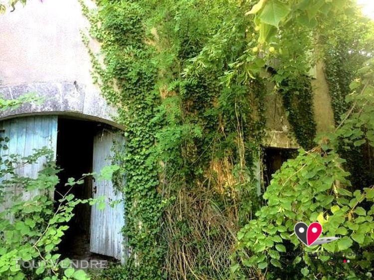 Verteillac- maison ancienne à renover