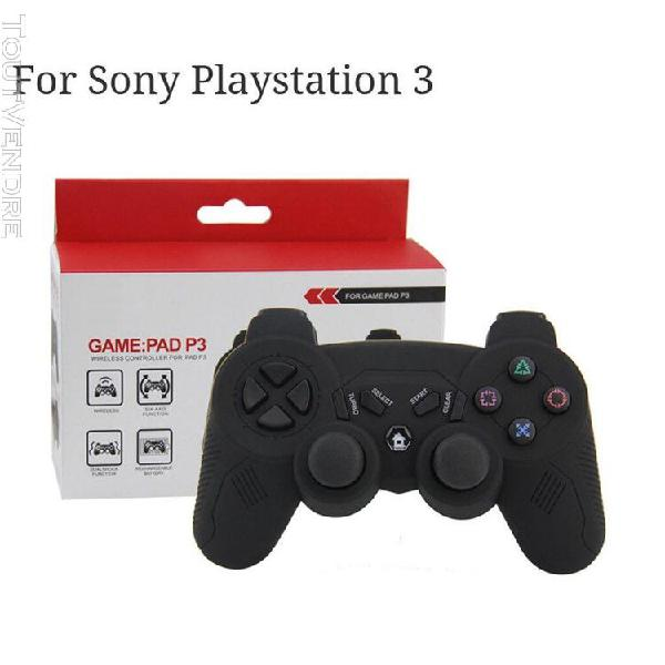 2019 wireless gamepad ps3 controller manette de remplacement