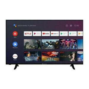 "Continental edison tv led android smart 4k uhd - 50"" (126cm)"